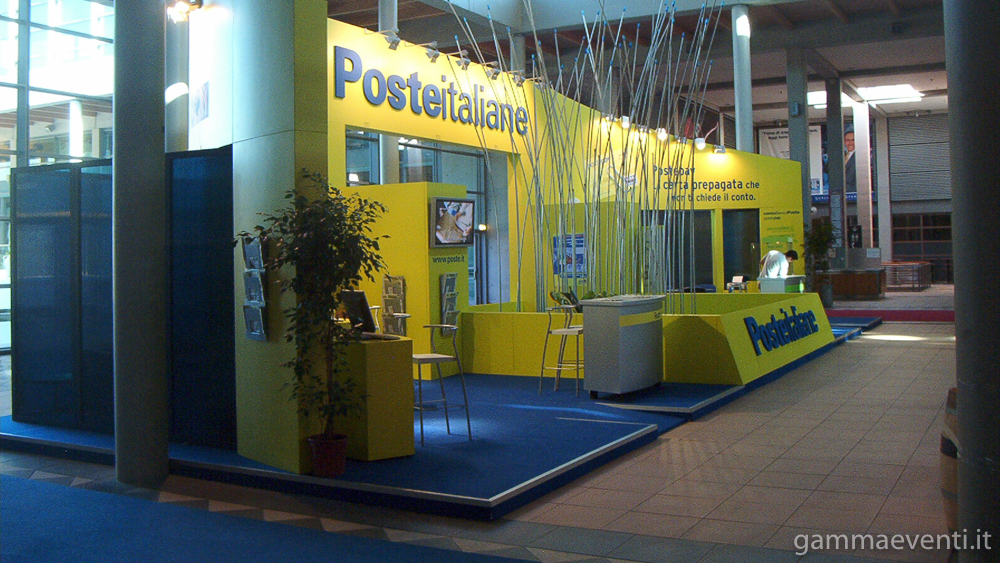 allestimenti, eventi, fiere, congressi  www.gruppogamma.it